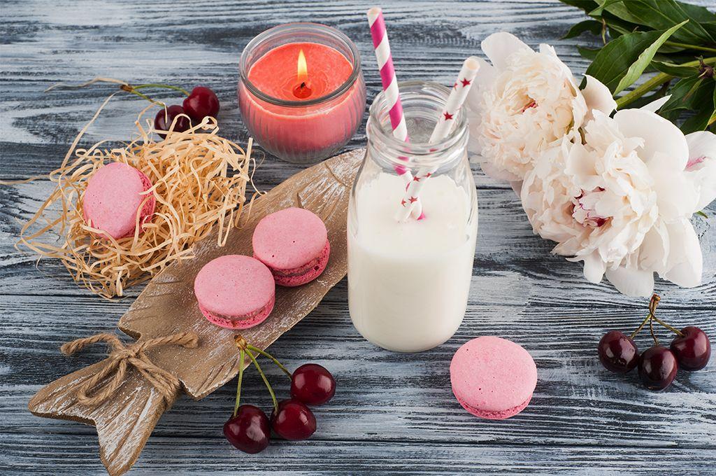 LA JUMENTERIE DE CORNOUAILLE macaronlait le lait de jument bio